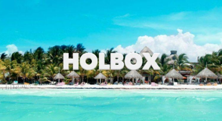Foto de la costa de Holbox