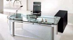 Conozca las ventajas de los muebles de vidrio