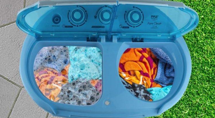 mini lavadora dmr