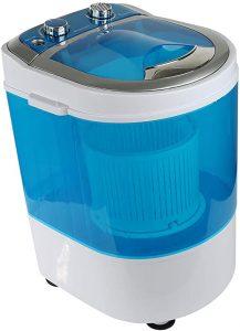 mini lavadora onyda color azul