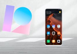 celular con MIUI 12