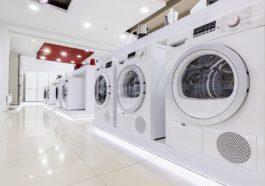 lavadoras en mostrador